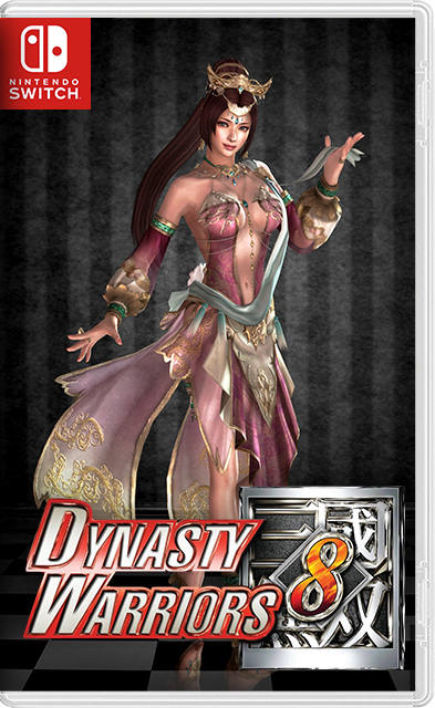 DYNASTY WARRIORS 8: Xtreme Legends Definitive Edition Switch NSP