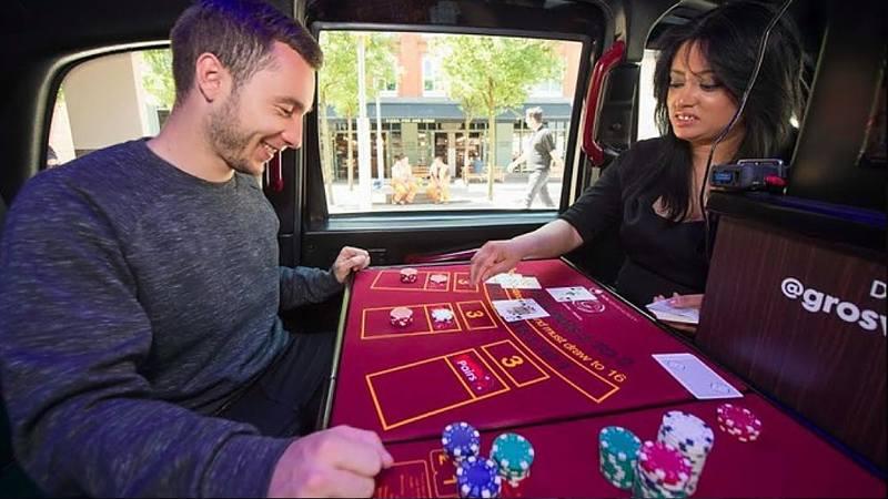 Про самое маленькое казино в мире у которого нет адреса