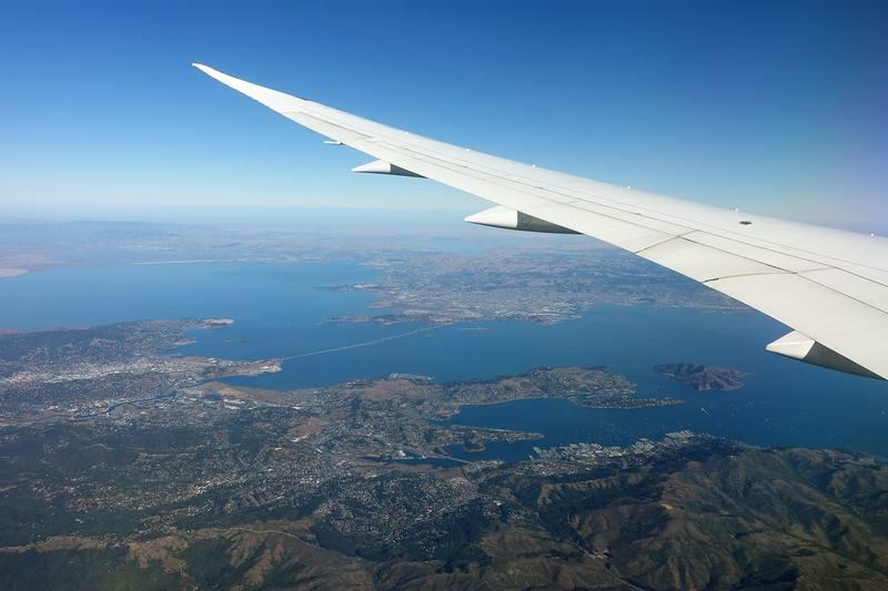 Перелет в Сан-Франциско