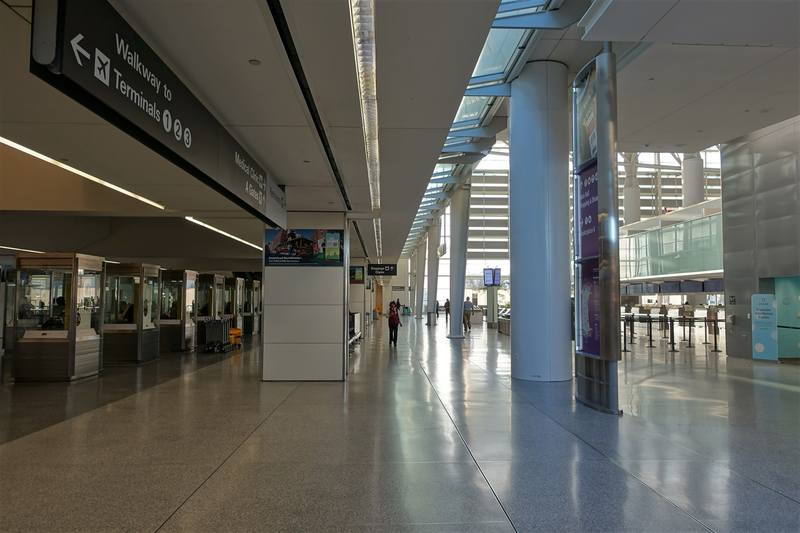 Аэропорт Сан-Франциско