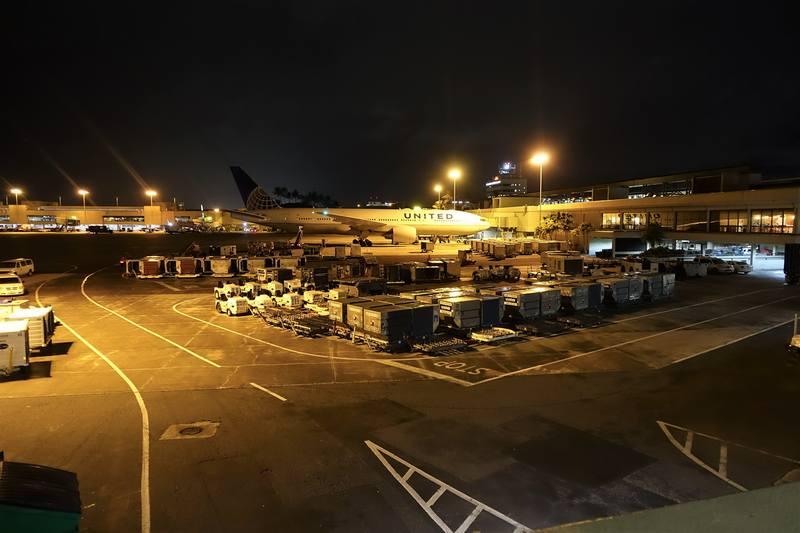 Аэропорт Гонолулу