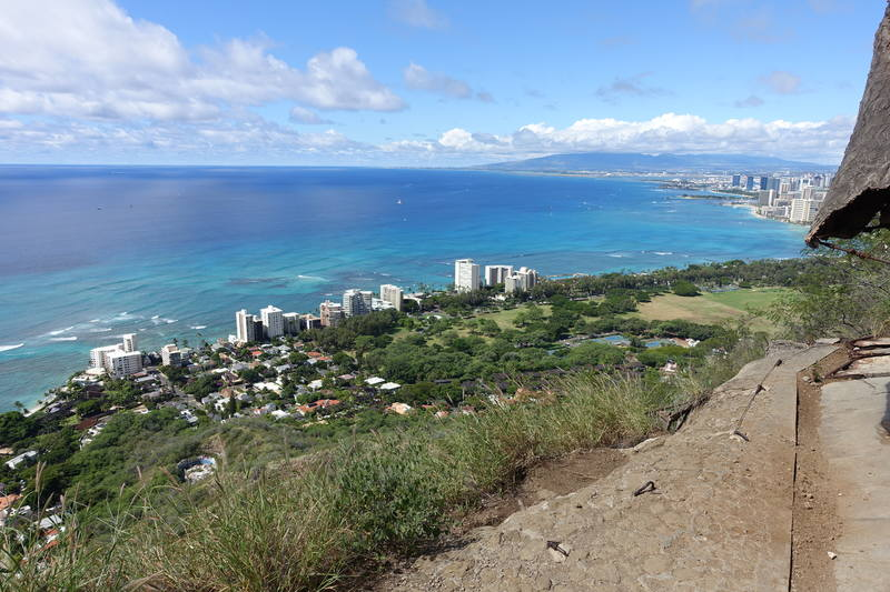 Вулкан Diamond Head