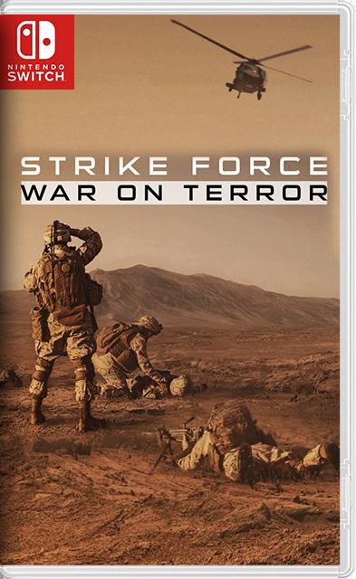 Strike Force – War on Terror Switch NSP