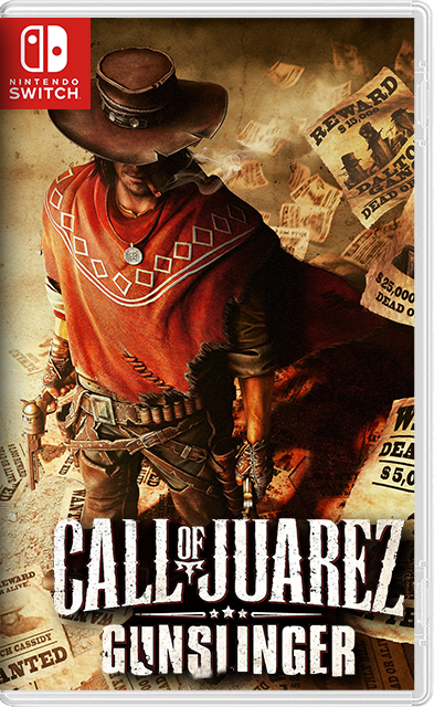 Call of Juarez: Gunslinger Switch NSP XCI