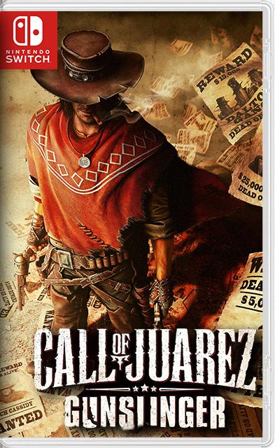 Call of Juarez: Gunslinger Switch NSP XCI