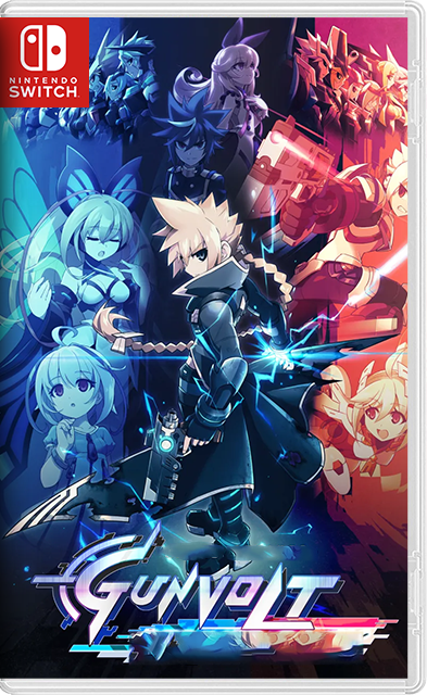 Azure Striker GUNVOLT: STRIKER PACK Switch XCI NSP