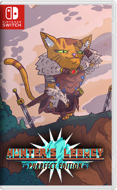 Hunter's Legacy: Purrfect Edition Switch NSP NSZ