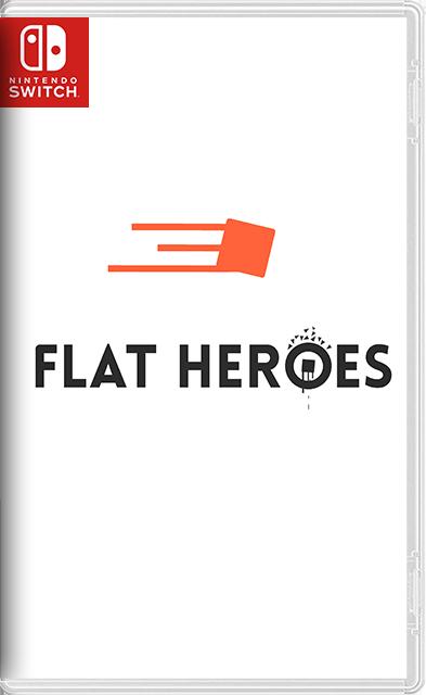 Flat Heroes Switch NSZ