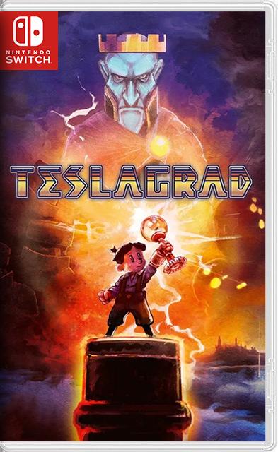 Teslagrad Switch NSP NSZ