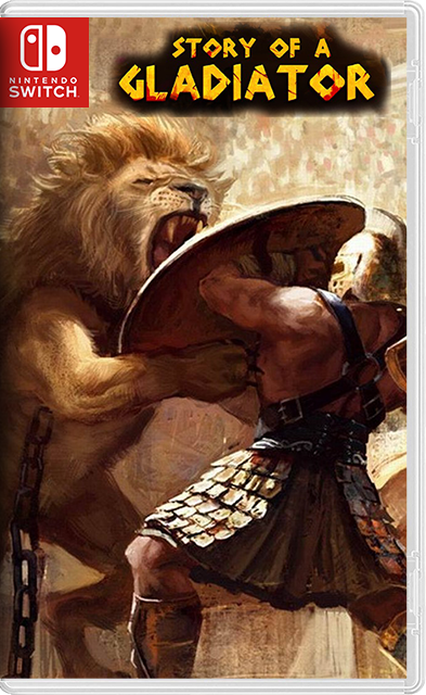 Story of a Gladiator Switch NSP XCI