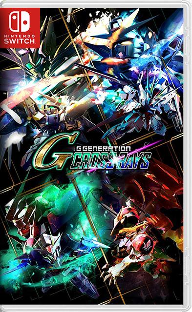 SD Gundam G Generation Cross Rays Switch NSP XCI