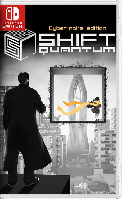 Shift Quantum Switch NSZ
