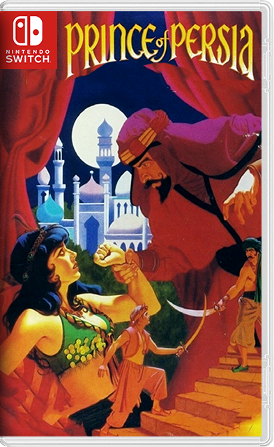 Prince of Persia (1989) Switch NSP homebrew