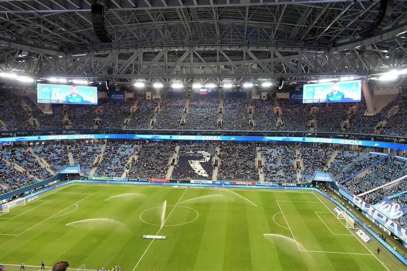 Зенит - Динамо