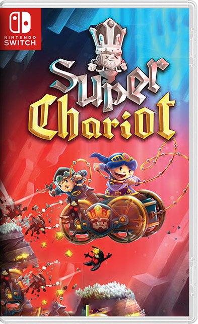 Super Chariot Switch NSP