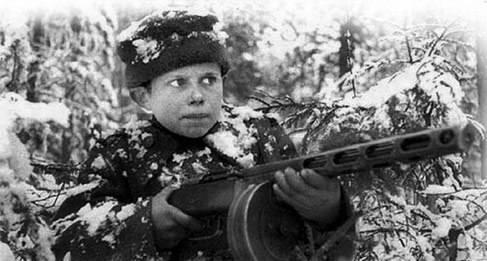 Тихон Баран - мальчик повторивший подвиг Ивана Сусанина 1-138