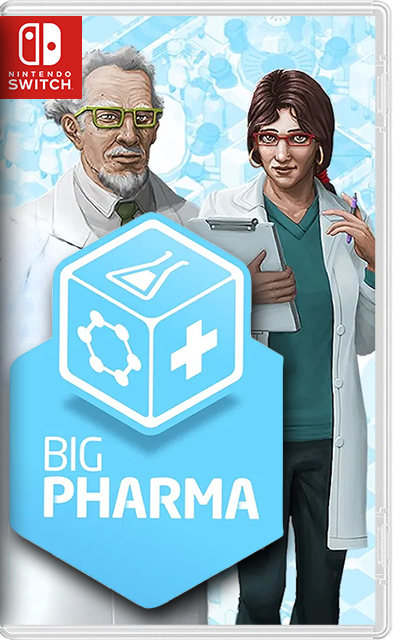 Big Pharma Switch NSP XCI