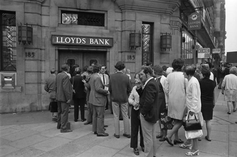 ограбление банка на Бейкер-стрит