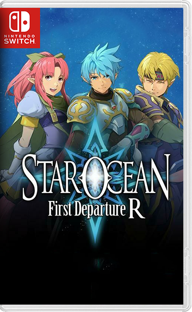 STAR OCEAN First Departure R Switch NSP XCI NSZ