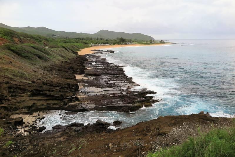 Побережье острова Оаху