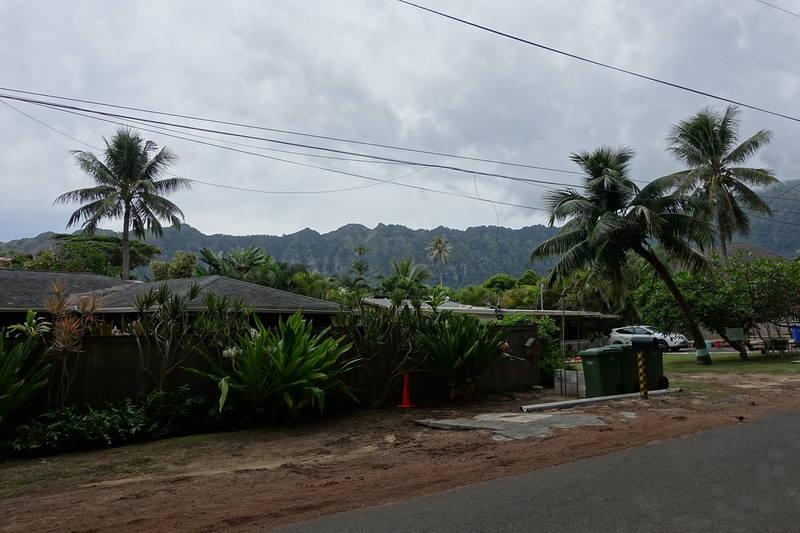 Дождливая Гонолула