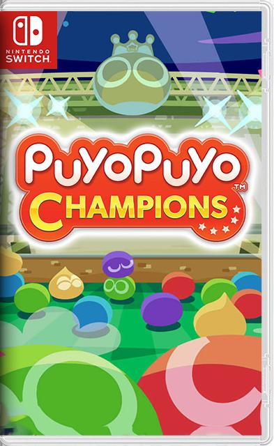 Puyo Puyo Champions Switch NSZ NSP XCI