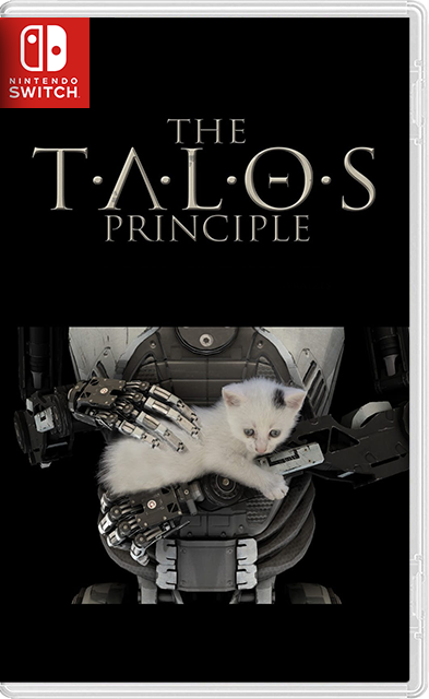 The Talos Principle: Deluxe Edition Switch NSP