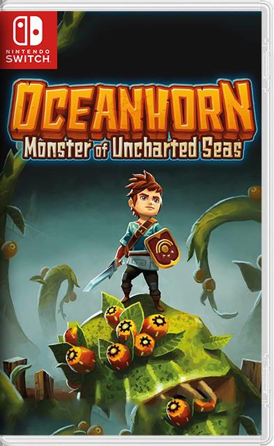 Oceanhorn – Monster of Uncharted Seas – Switch Xci Nsp