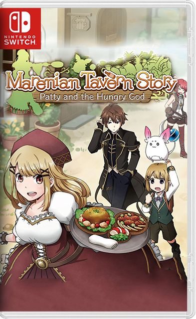 Marenian Tavern Story: Patty and the Hungry God Switch NSZ NSP