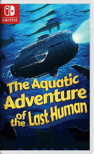 The Aquatic Adventure of the Last Human Switch NSZ NSP XCI