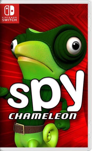 Spy Chameleon Switch NSP