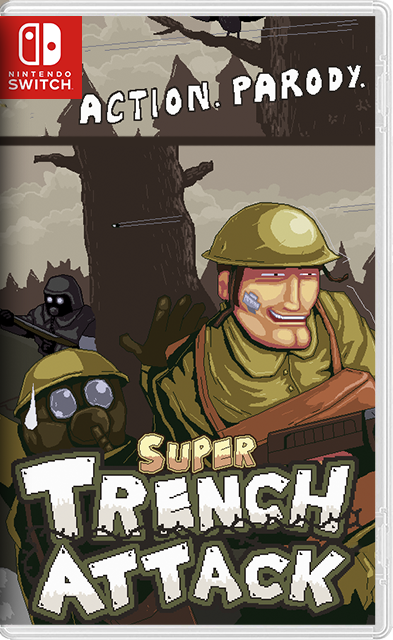SUPER TRENCH ATTACK Switch NSP