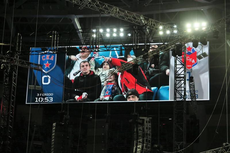 СКА - ЦСКА 2019