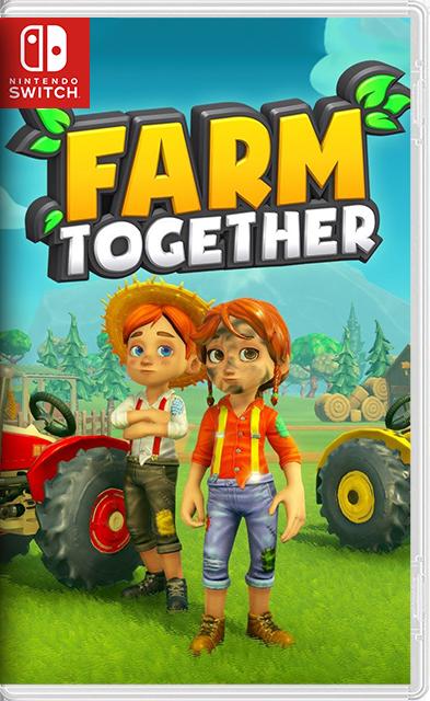 Farm Together Switch NSP NSZ XCI