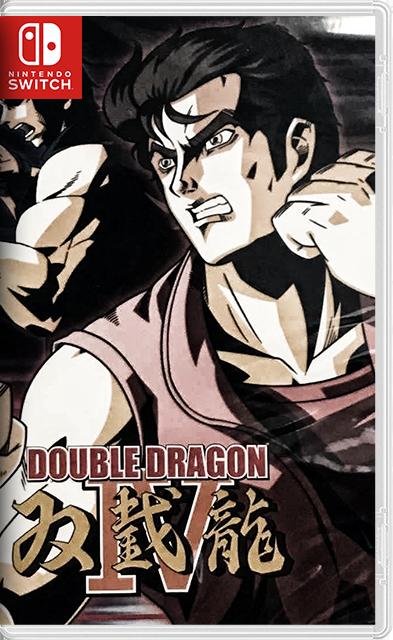Double Dragon 4 (IV) Switch NSP NSZ