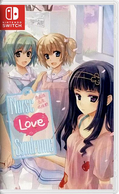 Nurse Love Syndrome Switch NSP XCI