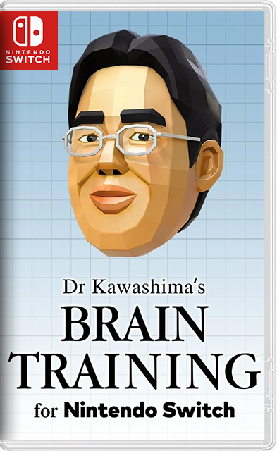 Dr. Kawashima's Brain Training for Nintendo Switch NSP NSZ