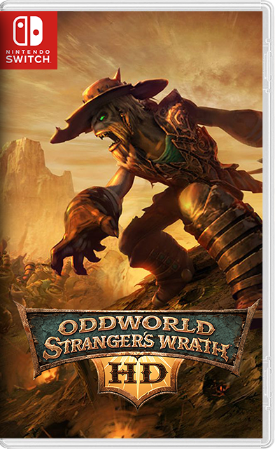 Oddworld: Stranger's Wrath Switch NSP XCI