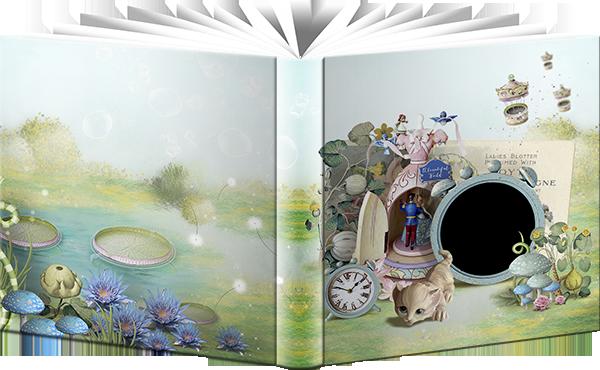 Сказочный мир - Детский фотоальбом