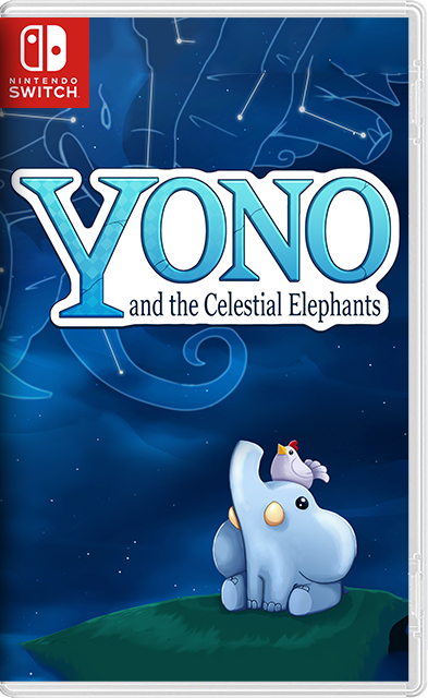 Yono and the Celestial Elephants Switch NSP NSZ