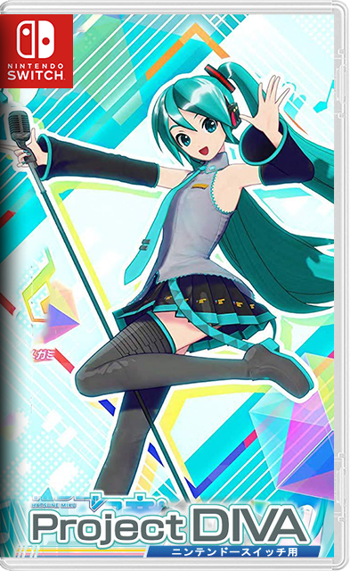Hatsune Miku: Project DIVA MEGA39s Switch NSP XCI