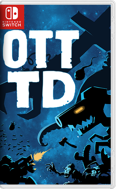 OTTTD: Over The Top Tower Defence Switch NSP NSZ