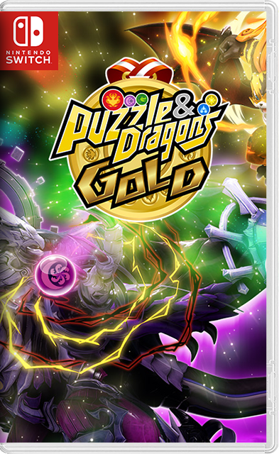 Puzzle & Dragons GOLD Switch NSP XCI