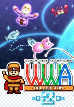 WWA COLLECTION 2 Switch NSP XCI
