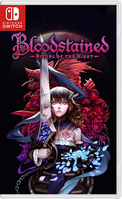 Bloodstained: Ritual of the Night Switch NSP