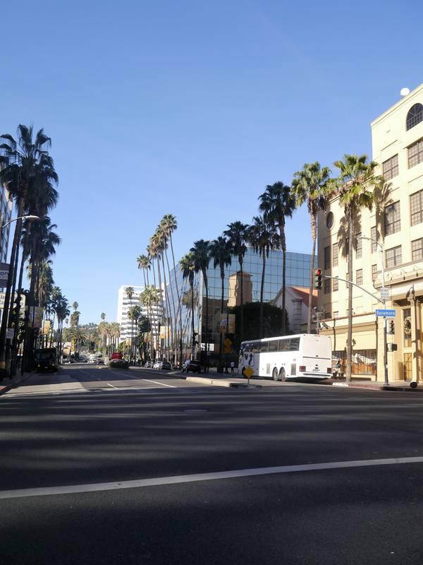 Лос-Анджелес и Голливуд