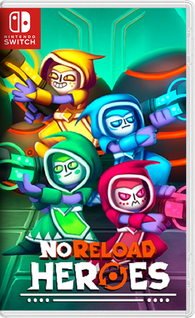 NoReload Heroes Switch NSP NSZ