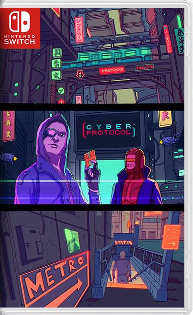 Cyber Protocol Switch NSP XCI