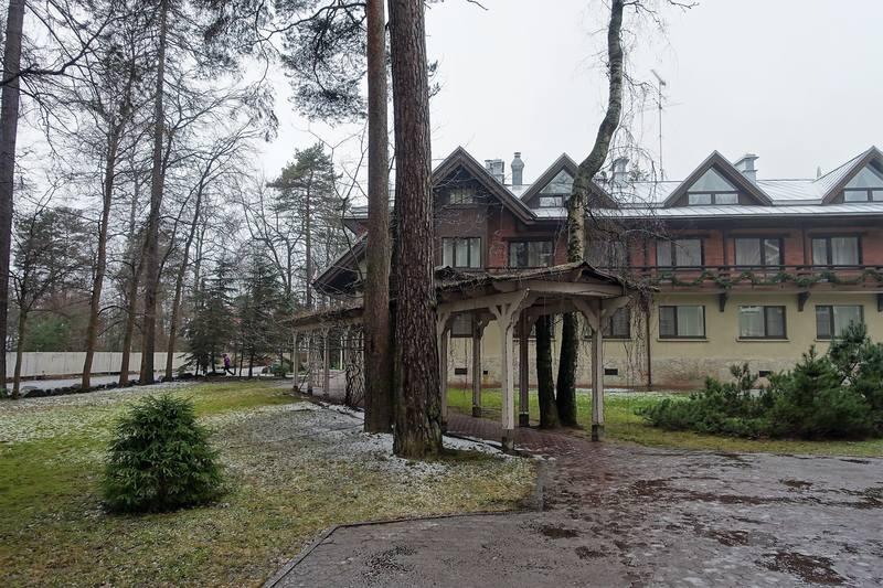 Загородный клуб Скандинавия