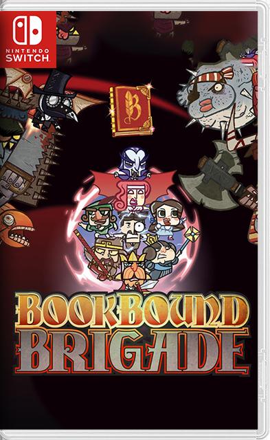 Bookbound Brigade Switch NSP XCI